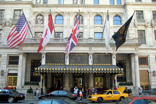 NYC: The Plaza Hotel