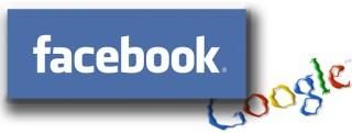 Facebook與Google兩大社群龍頭即將合作,雙方都想吃下網路廣告這塊大餅!