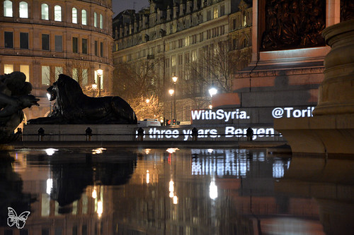 #Syria - Banksy London