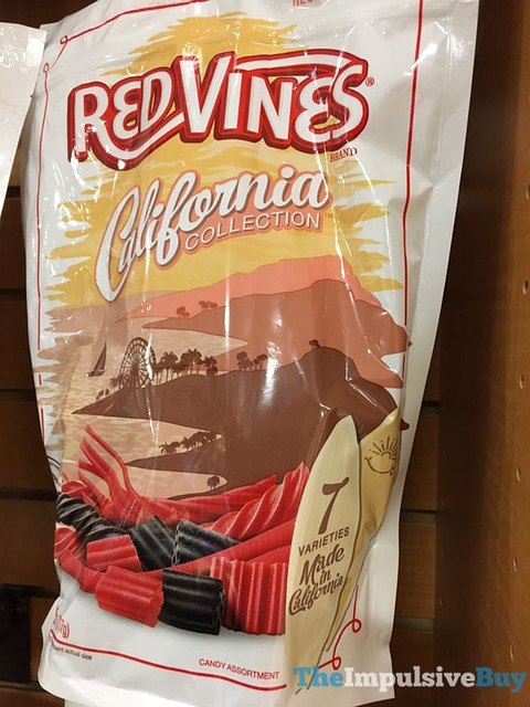 Red Vine California Collection