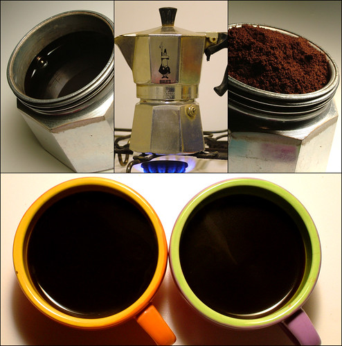 To Make a Coffee