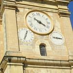 malta clock