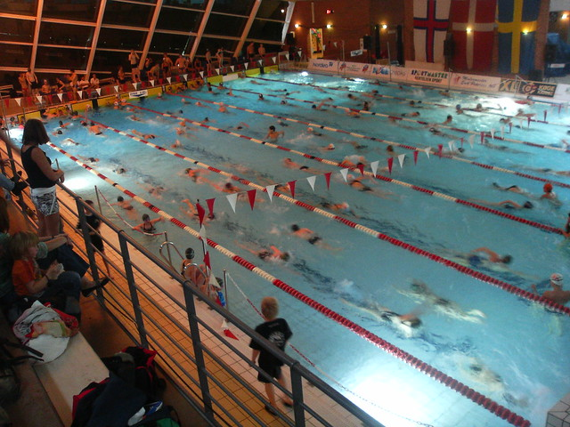Warm-up at Køge Open 2007