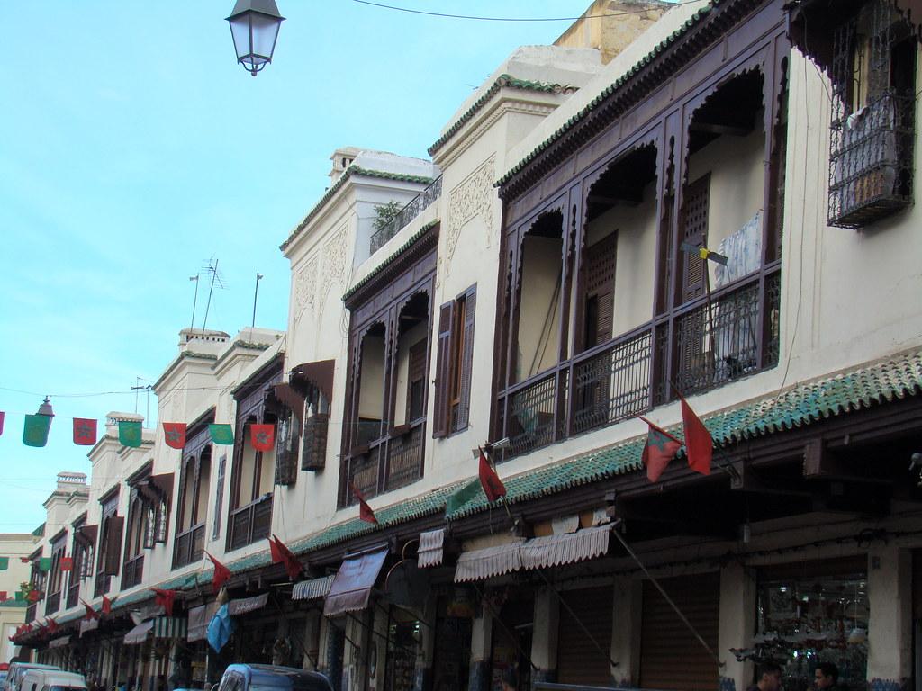 Barrio Judio de Fez Marruecos 03