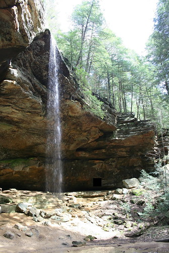 Ash Cave in Hocking Hills, Ohio. Copyright Jen Baker/Liberty Images; all rights reserved.