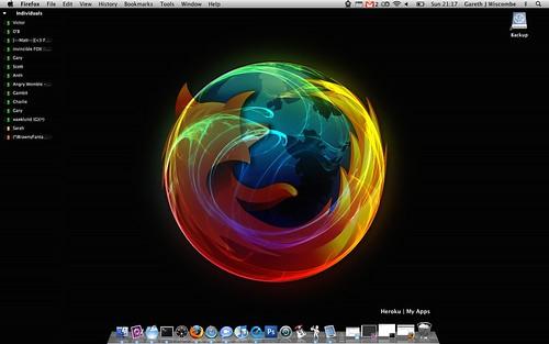 My Desktop 11/11/07