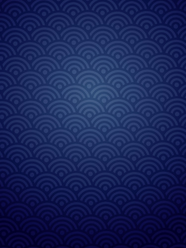 iPhone & iPad Wallpaper - Targeting Mr. Blue