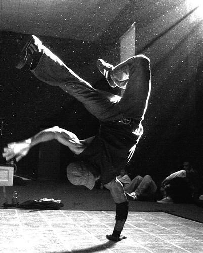 Breakdancing Contest