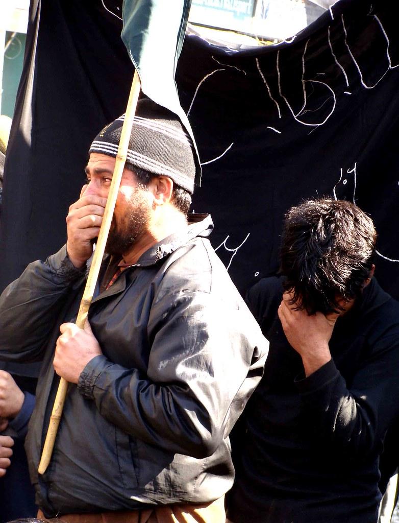 Muharram Mourning, Kashmiri Gate