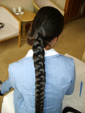 Braids With Long Measurement A Gallery On Flickr