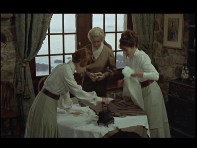 Francois Roland Truffaut, Les Deux anglaises et le continent (c) 1971 Les Films du Carrosse