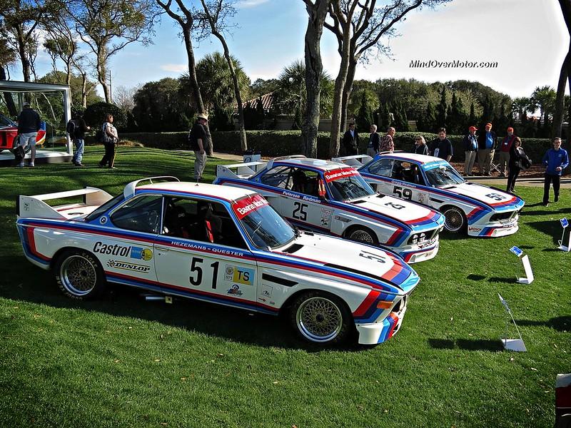 BMW E9 CSLs