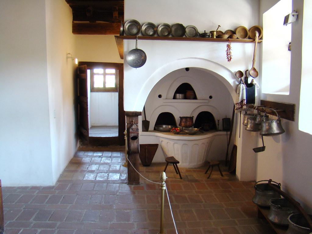 Cocina Casa de comerciante en Arbanasi Bulgaria 20