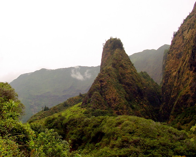 The Needle in Iao Valley State Park
