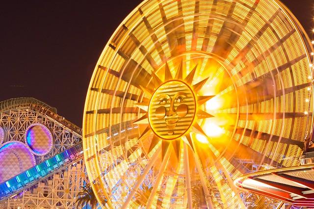 Sun Wheel Two