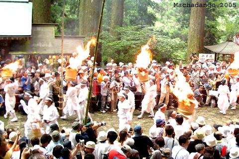[05.07] 火把開始入場