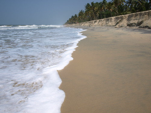 Beach in Alleppey