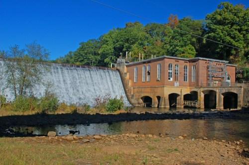 Saluda Dam 2