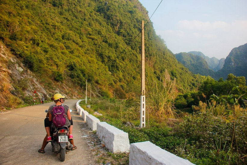 scootereventyr i Vietnam