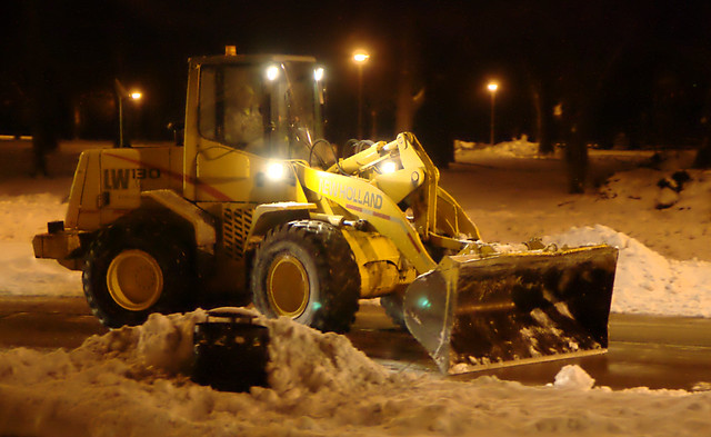 Annual Snow Route Parking Ban Lifted