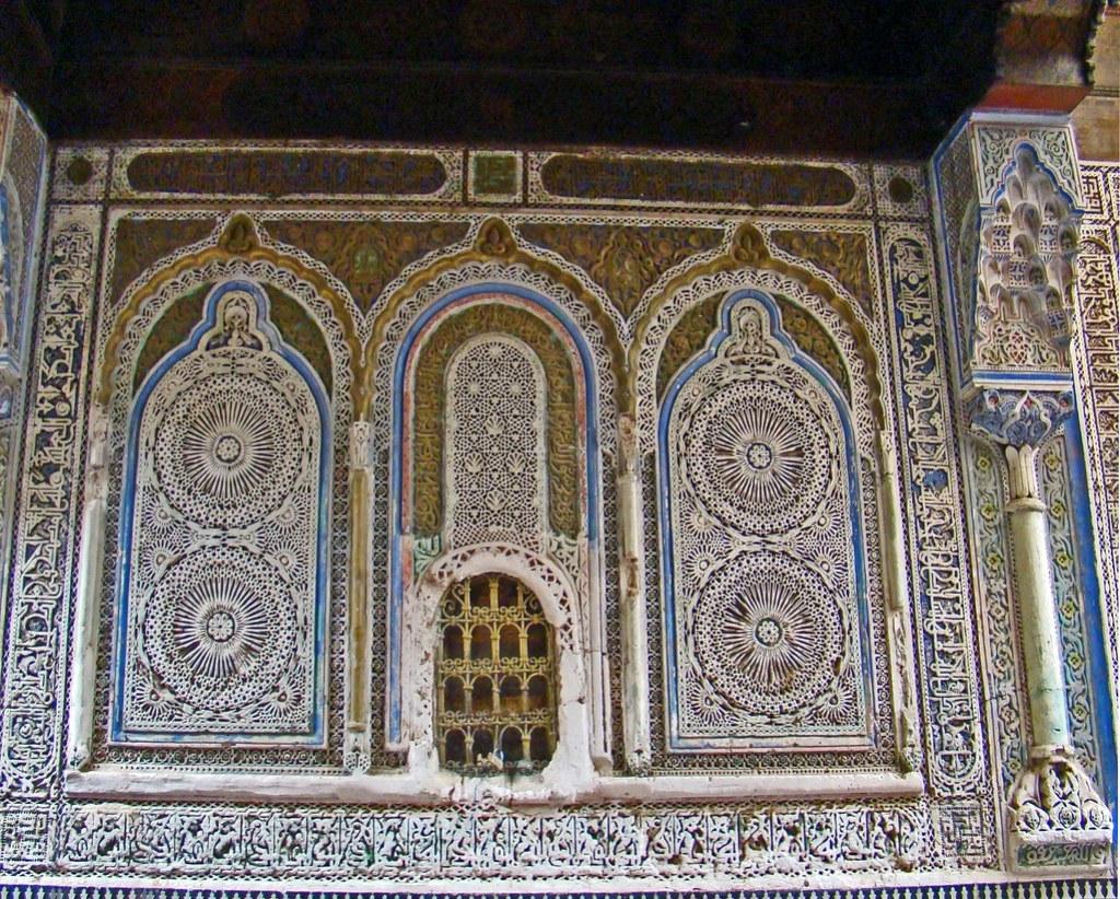 Marruecos Mausoleo de Moulay Idriss Medina de Fez 27