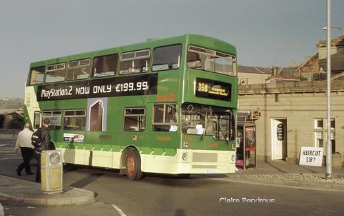 First Huddersfield, 2001.