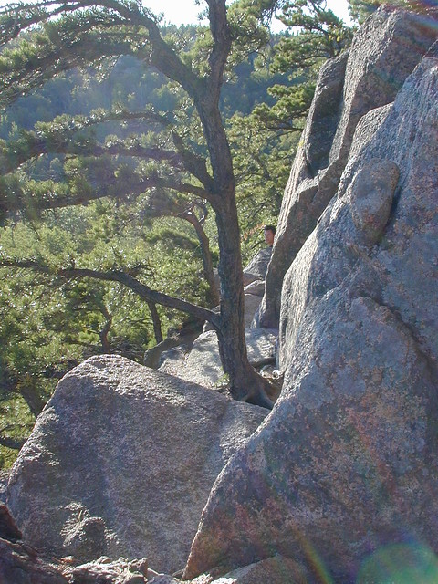 The Precipice Trail, Acadia National Park, Mount Desert Island, Maine