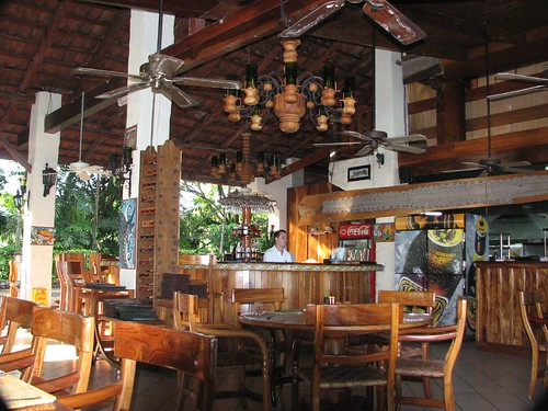 Costa Verde - Restaurant Anaconda