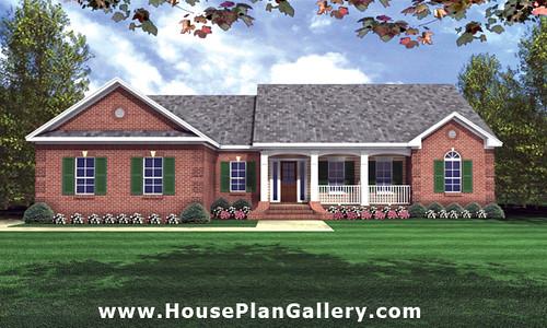 HousePlanGallery.com - HPG-1802 - House Plans