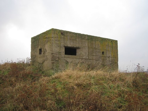 Seal Sands Greatham Creek Pillbox