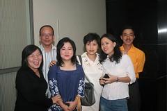Kim2, Hailiwan, Sarnelly, Susanti, Siok Li & Chandra......sstt...ke 4 cewek ini dulunya pernah merebut hati ke 2 pria dibelakang itu, namun tak satupun berhasil !