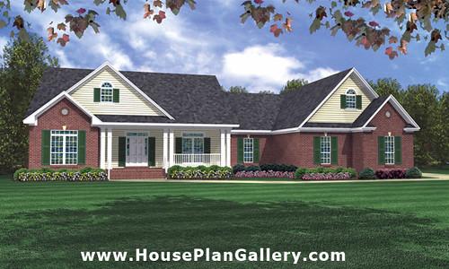HousePlanGallery.com - HPG-2218 - House Plans