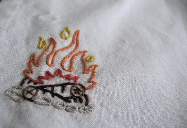 Apron Fire