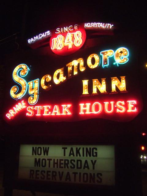 Sycamore Inn, Route 66, Rancho Cucamonga, CA