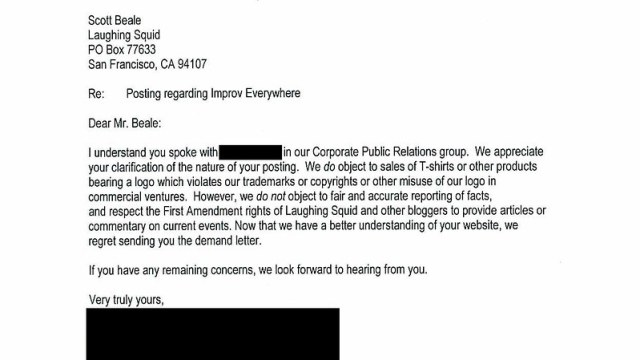 Best Buy Apologies For Sending Cease & Desist Letter
