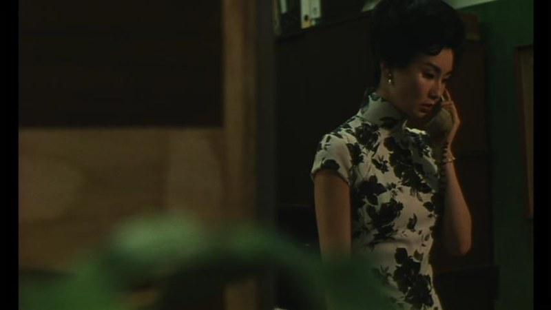 ウォン・カーウァイ『花様年華』(王家衛『花樣年華』/Wong Kar-wai, in the mood for love (c) 2000 by Block 2 Pictures Inc.