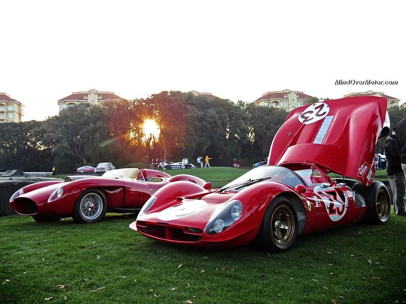 Ferrari 330 P3/4 and Ferrari 335 Sport