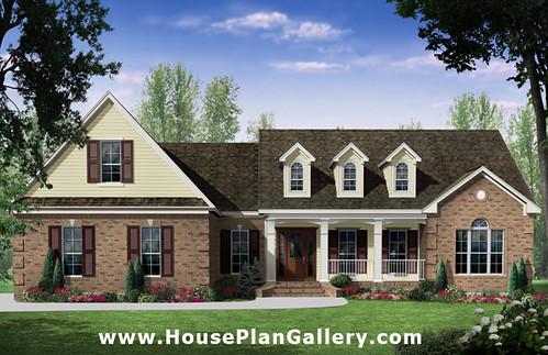 HousePlanGallery.com - HPG-2418 - House Plans