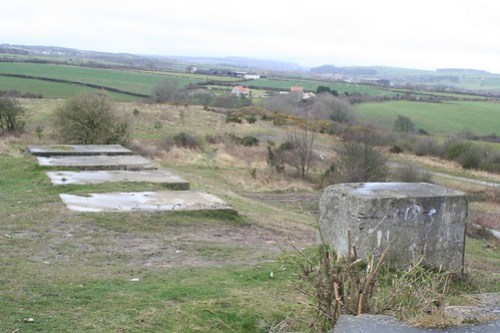 Lumpsey Ironstone Mine Power Station Bases