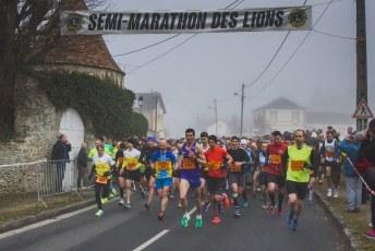 Semi Marathon Bullion 2017
