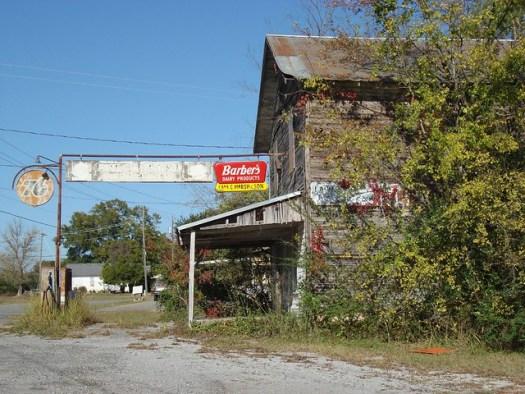 Paul C. Marsh General Store, Locust Fork AL