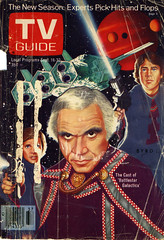 Battlestar Galactica 1978 TV Guide Cover