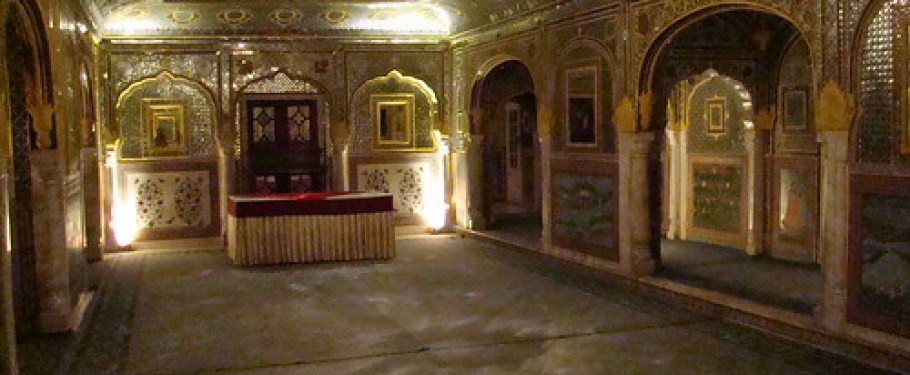 Palacio de Samode-India 14