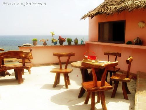 casa rosa open air dining