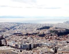 Athens - View