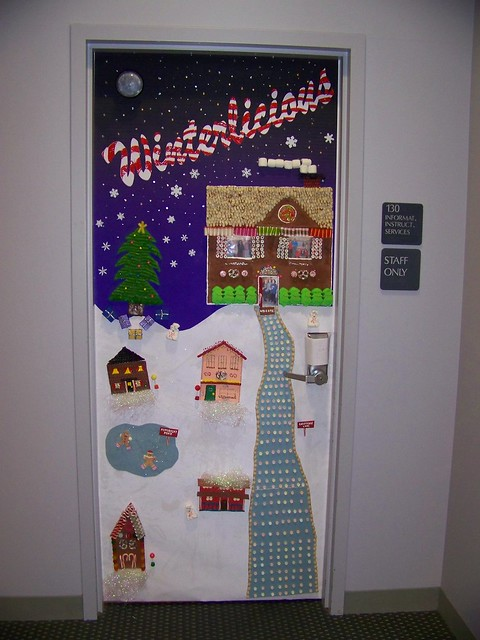 Work Door Decorating Contest Flickr Photo Sharing
