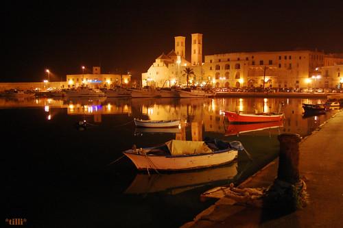 A night in Molfetta..