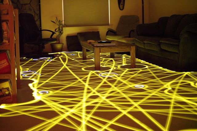 Roomba Long Exposure
