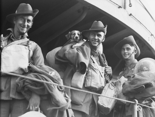 Evacuation from Tobruk, 1941
