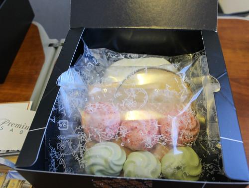 石垣発PREMIUM SABOの軽食
